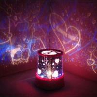 Practika Hardymix Duvar Projeksiyonlu Star Lover Gece Lambası