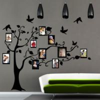 Lovely Family-1 Kadife Duvar Sticker 148X170 Cm