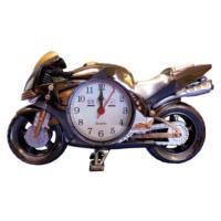 Dekoratif Motorsiklet Masa Saati