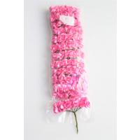 Yapay Çiçek Deposu 144lü Mini Kağıt Gül Açık Pembe