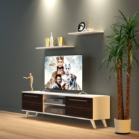 Nur Mobilya Alban TV Sehpası