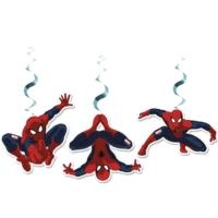 Partypark Örümcek Adam 3'Lü Asma Süs