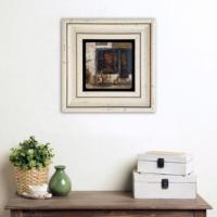 Çerçeveli Taş Duvar Dekoru /Cdd-30-002