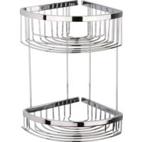 Deppot Duxxa Oval Deluxe Gümüş Köşe Süngerlik