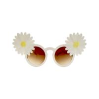 KullanAtMarket Simli Çiçekli Parti Gözlük