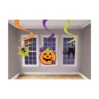 KullanAtMarket Halloween Balkabağı Mini Süs Dalgası