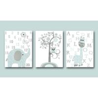 ArtRedGalleryBaby (100x40) Bebek-Çocuk Duvar Sticker