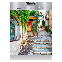 Merdiven Beyaz Eşya Sticker BUL077