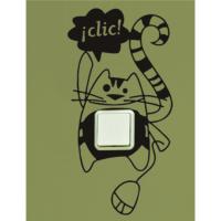 Cat Priz Sticker PR11