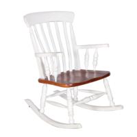 Maxxdepo Little Rock Beyaz Sallanan Sandalye
