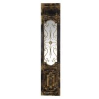 Wenge Home Masif Mango Wood Vintage Kapı+Ayna 41.5x3x199.5 Cm