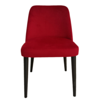 Maxxdepo New Comfort Kırmızı Sandalye
