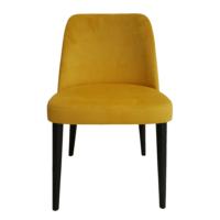 Maxxdepo New Comfort Sarı Sandalye