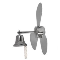 Wenge Home Nikel Fan 42 Cm