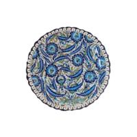 Quartz Ceramics El Yapımı 40 cm Seramik Tabak