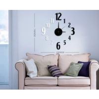 Dıy Clock Yeni Nesil 3D Duvar Saati Mini Model 2