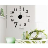 Dıy Clock Yeni Nesil 3D Duvar Saati Mini Model 1