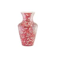Quartz Ceramics El Yapımı Seramik 40 cm Vazo