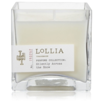 Lollia Poetic License Candle Silently Across The Snow No.62