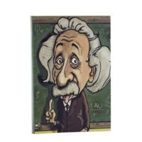 Albert Einstein Kapaklı Not Defteri