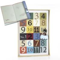 Rakamların Dili Renkli Not Defteri Günlük -Şifre Kilitli