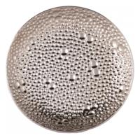 Karaca Home Point Dekoratif Tabak 28X28X4.3Cm Silver