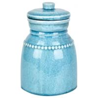 Karaca Home Greta Vazo 23 Cm D. Blue