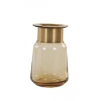 Karaca Home Amber Mell Vazo 20 Cm.