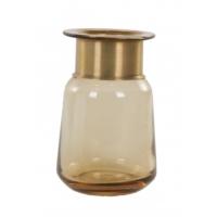 Karaca Home Mell Amber Vazo 27,5 Cm.