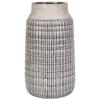 Karaca Home Sally Vazo 29 Cm Grey