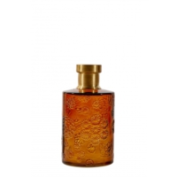 Karaca Home Dorie Halka Vazo 17 Cm Cooper