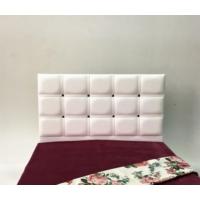 Pegai Cotton lık deri yatak başlığı