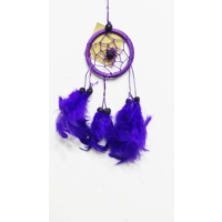 İkizler Dream Catcher Mor 6