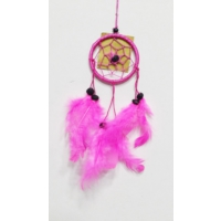 İkizler Dream Catcher 6 Pembe