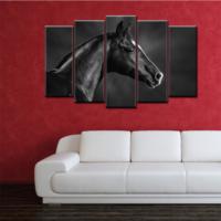 CanvasTablom B212 Horse Parçalı Tablo