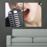 CanvasTablom İ310 Sanatsal Parçalı Tablo