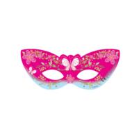 Tahtakale Toptancısı Prenses Sihir Kağıt Maske (6 Adet)