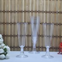 Tahtakale Toptancısı Şampanya Kadehi Plastik Büyük (6 Adet)