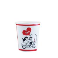 Tahtakale Toptancısı Bartak Karton Gelin-Damat Bisikletli Love Yazılı (8 Adet)