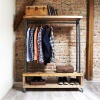 Oldwooddesign Endüstriyel Giyim Ünitesi