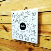 Oldwooddesign Baby Room Tablo