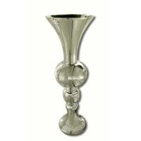 Evdema Gümüş Jumbo Vazo Büyük