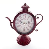 Evdema Antik Çaydanlık Saat