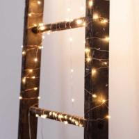 Kikkerland Copper String Battery Lights - Bakır Tel Işıklar
