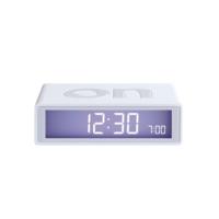 Lexon Flip Beyaz Alarm Saat Lr130W