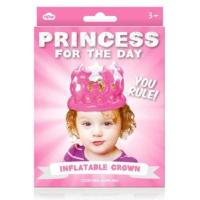 Npw Günün Prensesi - Princess For The Day - Şişme Prenses Tacı