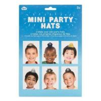 Npw Kids Mini Party Hats - Boys - Mini Parti Şapkaları - Erkek Çocuk