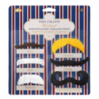 Npw Parti Bıyık Seti - Ahbaplar - Moustaches Chaps