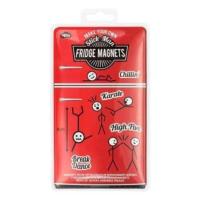 Npw Stick Man Magnets - Çöp Adam Magnetler