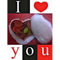 Toptancı Amca Peluş Kalp Kutulu Sevgiliye 365 Güne 365 Kalp Cümle Süper Hediye